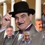 Poirot, caso PD: Le problème n'est pas la scission, mes amis. Le problème c'est l'indécision. N'est-ce pas?
