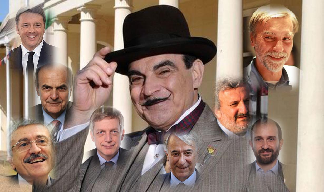 Poirot e il caso PD