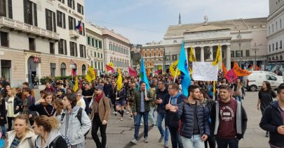 Genova libera dalle mafie