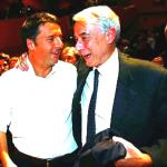 Il mondo alla rovescia di Piasapia e Renzi a difesa di Salvini