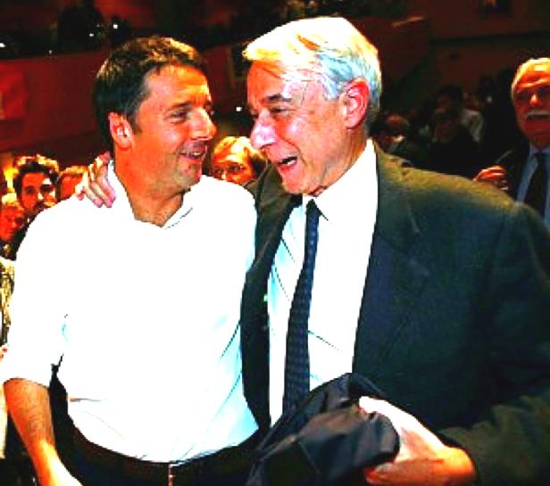 Il mondo alla rovescia di Pisapia e Renzi a difesa di Salvini