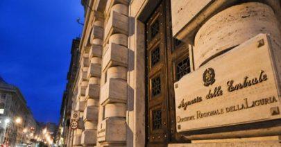 Agenzia delle entrate di Genova