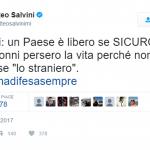 Salvini si è perso….le lezioni di storia (e molto altro)