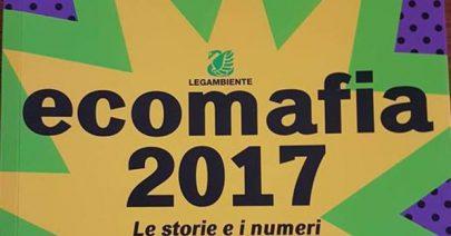 Ecomafia 2017 - il dossier di Legambiente sulle ecomafie