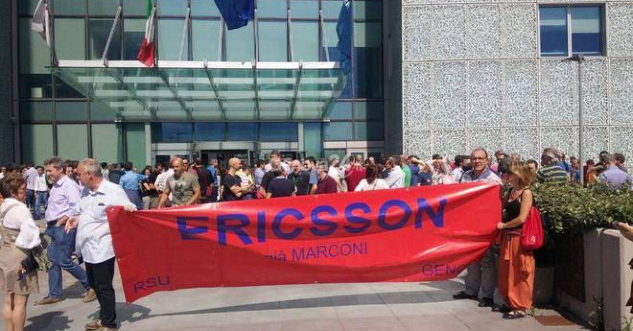 Ericsson - depositata interrogazione