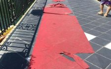 Red Carpet - quello che ne rimane a Rapallo