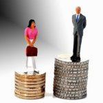 Il gap salariale sospeso fra civiltà e la proposta di Civati (dal 2015)