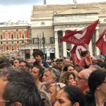 Oggi a Genova, #riapriamoiporti e #restiamoumani
