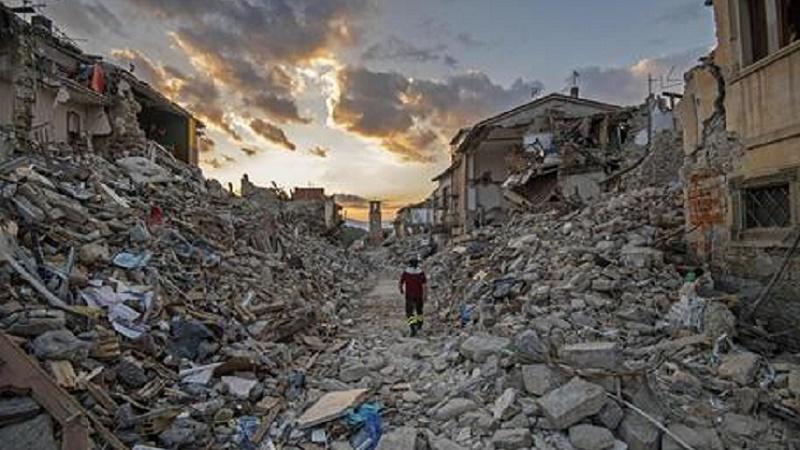 """Decreto """"sisma"""": nessun cambiamento dal governo del #cambiamento."""