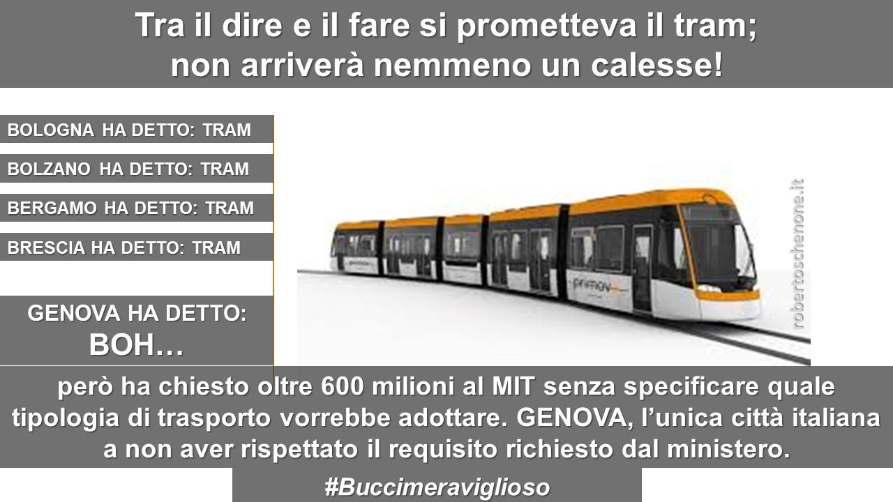 Tram, Calesse