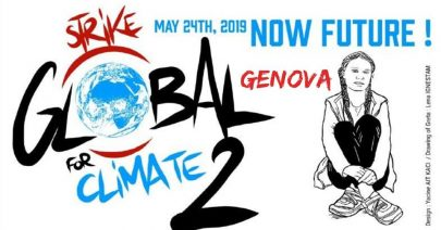 2° Sciopero Mondiale per il Clima - Genova 24 maggio