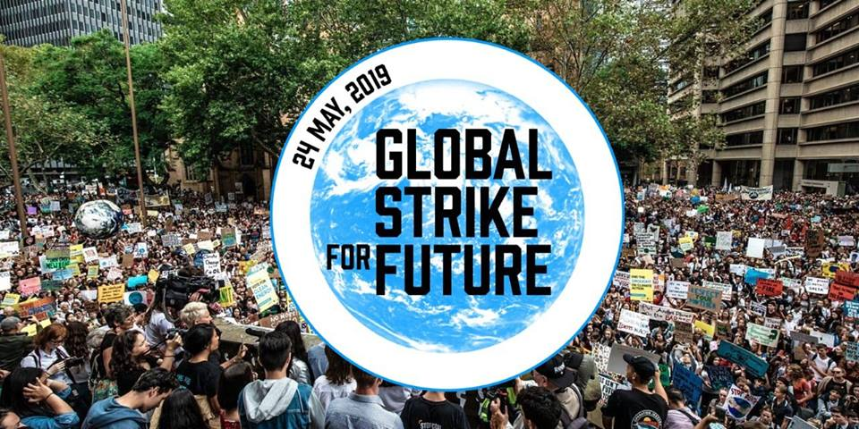 2° Sciopero Mondiale per il Clima - Genova 24 maggio - Claudia Moreni
