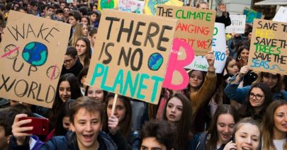 Tea Time Fridays For Future - Prepariamoci per il 24 maggio
