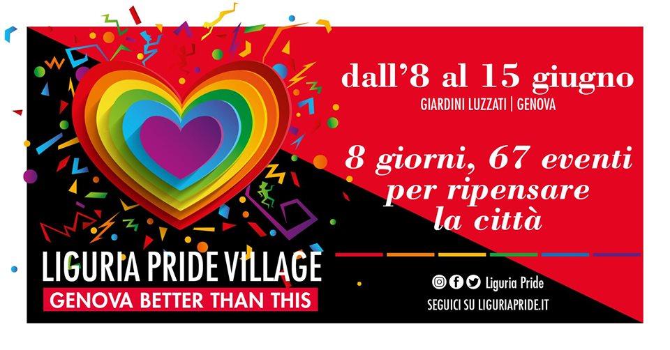 Liguria Pride Village