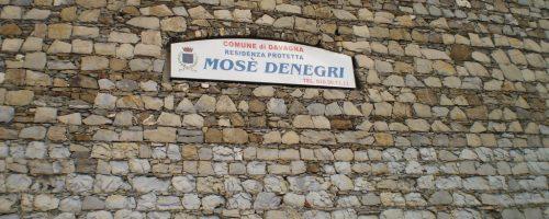 """Mosè De Negri, una storia a lieto fine; """"per conoscenza"""""""