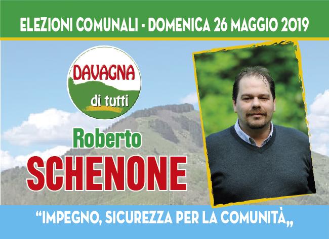Roberto Schenone - Davagna di tutti