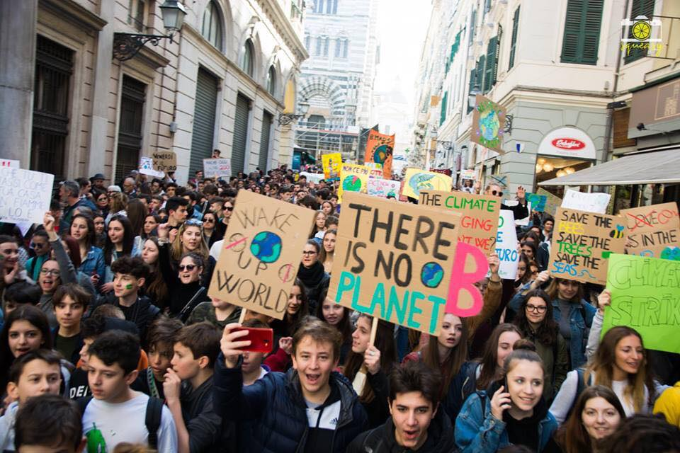3º Global Strike for Future and Climate - Genova