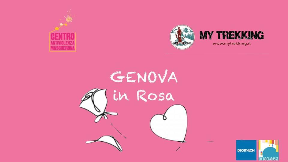 Genova in Rosa!