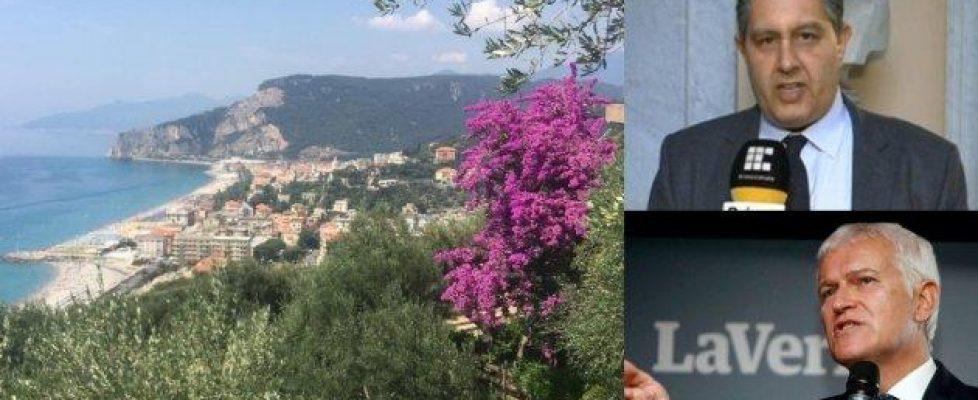 """Gianni Pastorino: """"Viaggio in Liguria"""", a Finale l'intervista a Toti è solo su Forza Italia"""