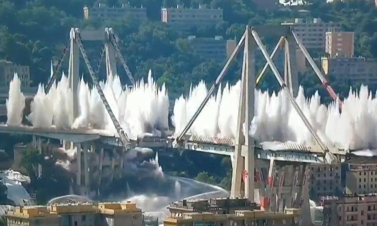 Ponte Morandi e altre storie di ordinario egoismo