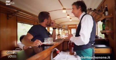 La Ferrovia Genova Casella a Grand Tour