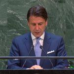 74^ Assemblea Generale ONU; il testo integrale dell'intervento di Conte