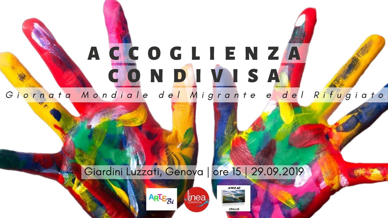 Accoglienza Condivisa, giornata di confronto a Genova il 29 settembre