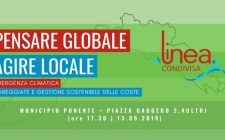 Pensare globale agire locale - emergenza mareggiate