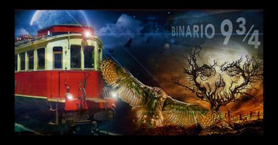 Genova Hogwarts Express