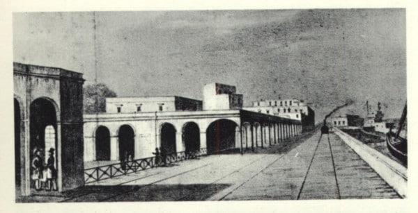 180 anni fa: Napoli – Portici, la prima ferrovia italiana