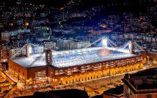 Linee AMT per l'incontro di calcio Genoa – Udinese domenica 3 novembre