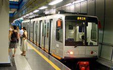 Manutenzione della metropolitana nella notte tra mercoledì 23 e giovedì 24 ottobre