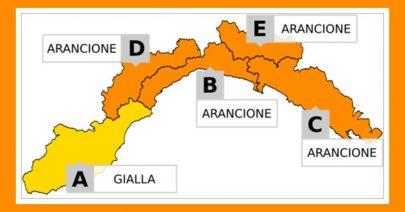 Allerta-Meteo-Liguria-Gialla-dalle-3-del-27-ARANCIONE-dalle-su-B-C-D-E