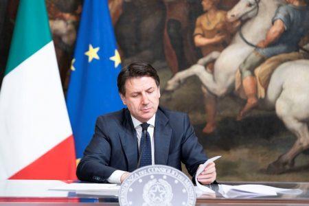 Consiglio dei ministri 24 marzo: il comunicato di Palazzo Chigi
