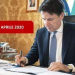 Coronavirus, Fase 2: il Dpcm del 26 aprile 2020