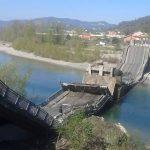 Crollo ponte Caprigliola, Fornaro e Pastorino (Leu): subito piano straordinario per controllo e messa in sicurezza; interrogazione a De Micheli