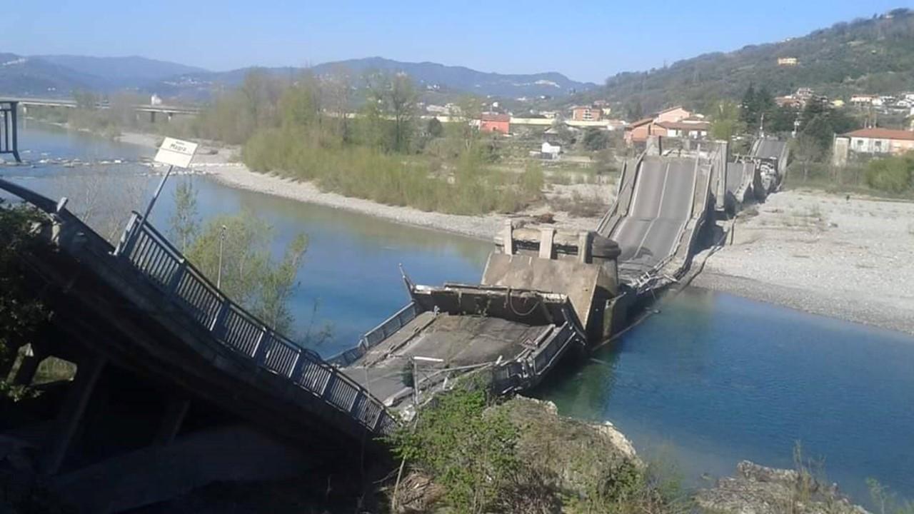 Crollo ponte Caprigliola, Fornaro e Pastorino (Leu): subito piano straordinario per controllo e messa in sicurezza; interrogazione a De Micheli - Roberto Schenone