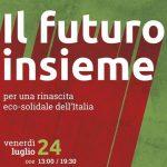 Centro Sinistra: Laforgia e Pastorino ad assemblea di Futuro Insieme