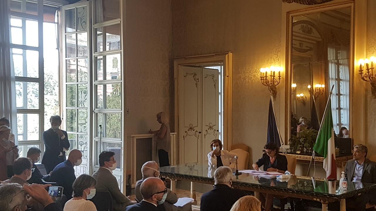 Genova: Pastorino (Leu), bene visita De Micheli, Conte annunci piano economico per Liguria - Roberto Schenone