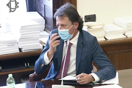 Covid; Pastorino (Leu): tassare i giganti del web, bene apertura commissione finanze