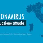 Oggi, 1 ottobre, sale la curva del contagio in Italia