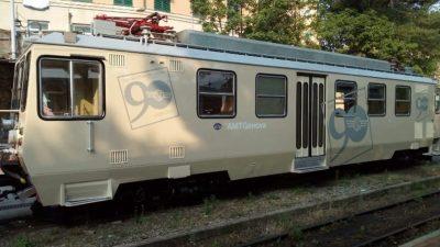 Ferrovia Genova – Casella: Orario invernale da lunedì 30 settembre 2019